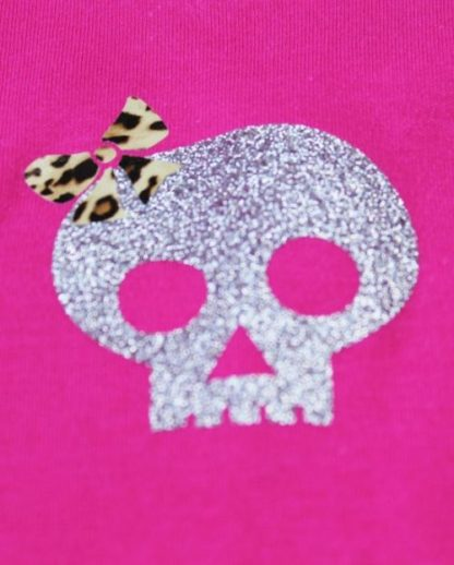 Punk Baby Clothes, Skull Baby Top
