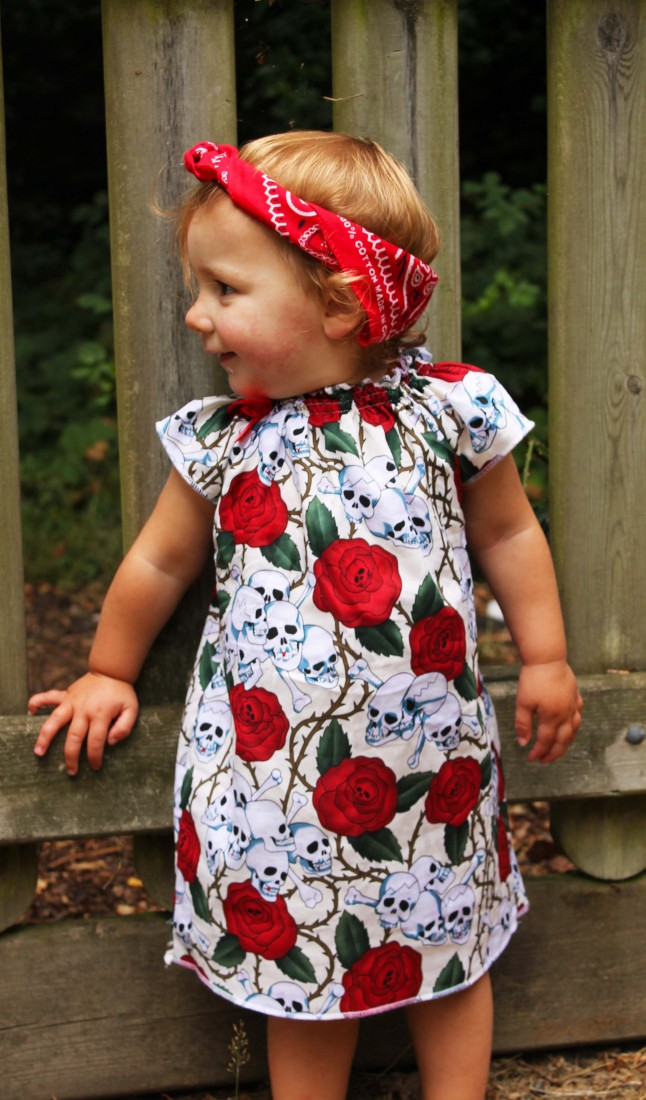 Roses Baby Dress Cutest Baby Clothes