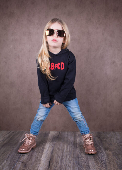 Amelia AB/CD Hoodie Kids