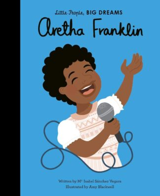 Aretha Franklin Kids Book Music Gifts
