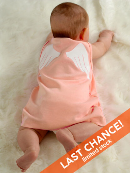 Angel Wings Baby Clothes Dress Girl Dresses