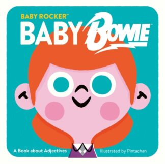 Baby Bowie Board Book Baby Gift Idea