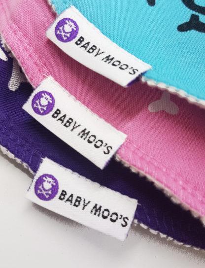 Baby Bibs Bandana Dribble Bibs