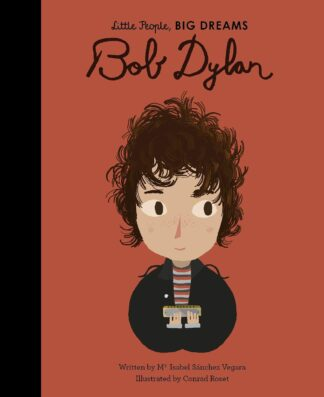 Bob Dylan Kids Gift Idea Book