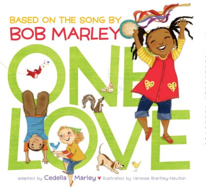 One Love Bob Marley Baby Book Gift Idea