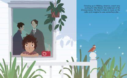 Bob Dyaln Kids Book Gift