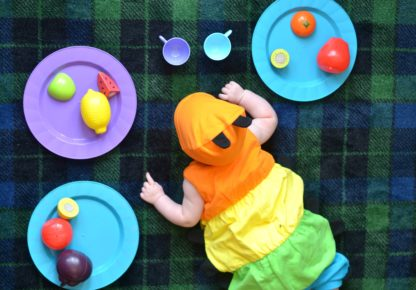 Hungry Caterpillar Baby Photo Prop Costume
