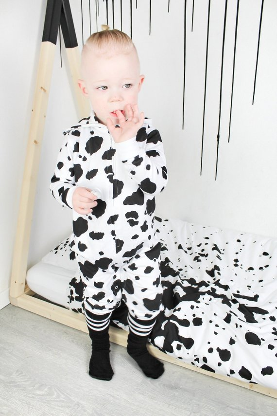 Cow Baby Onesie Cute Baby Amp Toddler Outfit Costume