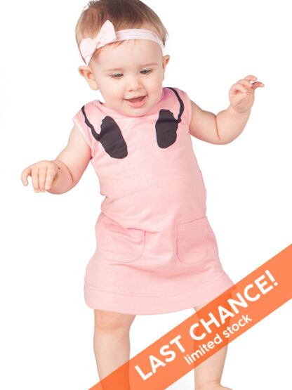 DJ Headphones Baby Girl Clothes Toddler