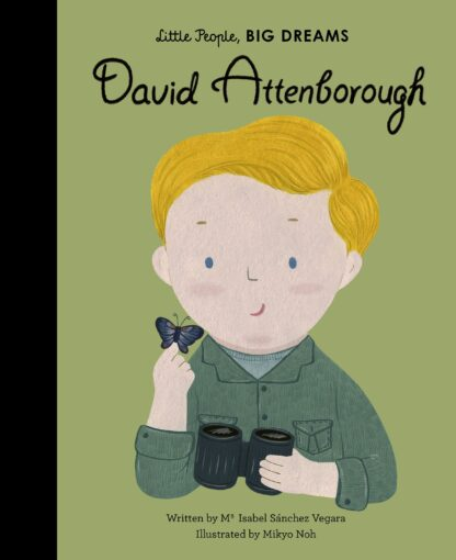 David Attenborough Kids Book Gift Idea
