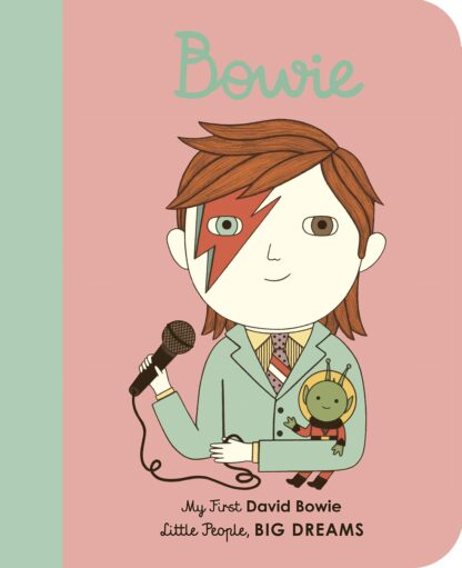 David Bowie Baby Board Book Gift