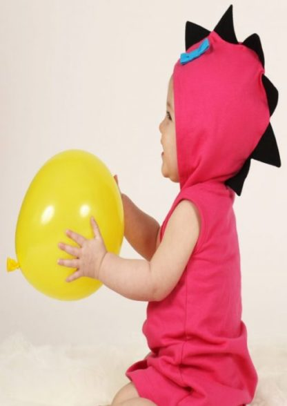 Dinosaur Baby Clothes | Funky Girls Baby Dress