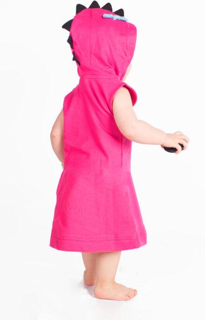 Dinosaur Baby Girls Clothes Dress
