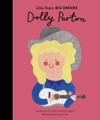 Dolly Parton Kids Book Music Gift