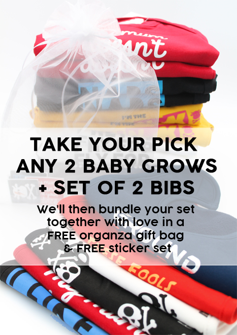 Make Your Own Baby Gift Set, Alternative to baby gift basket