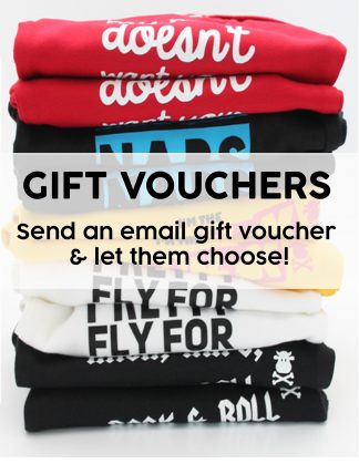Baby Moo's Online Gift Voucher Card Clothes Gifts