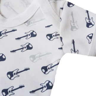 Guitar Cool Baby Grow Vest