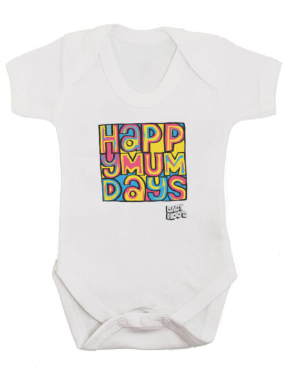 Happy Mumdays Baby Grow Mondays Clothes