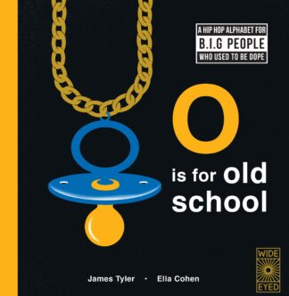 Old School Hip Hop Baby Book Gifts