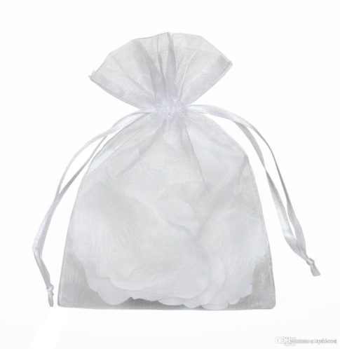 Organza Baby Gift Bag Alternative To Baby Basket or Hamper