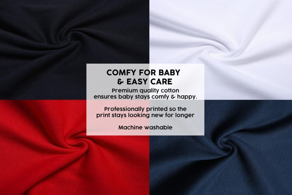 Quality Baby & Kids T-shirts