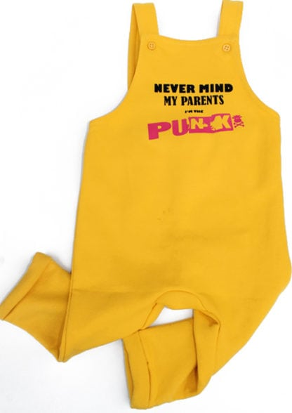 Punk Baby Dungarees Toddler Boy Girl