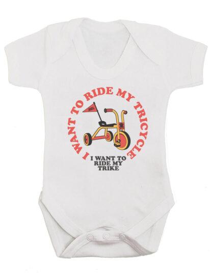 Classic Rock Baby Grow Bodysuit Queen The Band