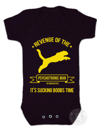 Revenge of the Psychotronic Man Baby Grow