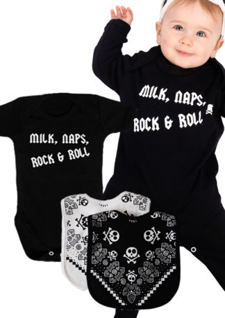 Rock Star Baby Shower Gift Box Set