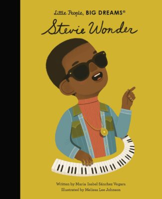 Stevie Wonder Kids Book Gift Idea