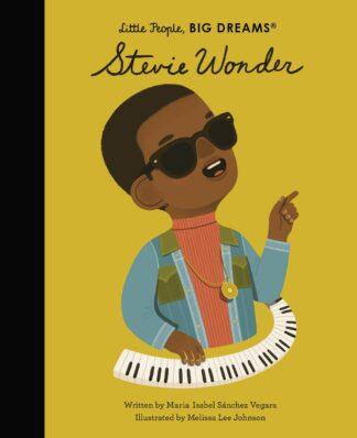 Stevie Wonder Kids Book Gift Idea