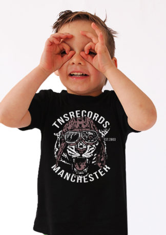 Flying Tiger TNSrecords Kids T-shirt Merch