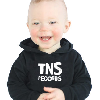 TNS Records Kids Hoodie Top
