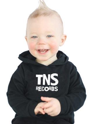 TNS Records Kids Hoodie Top