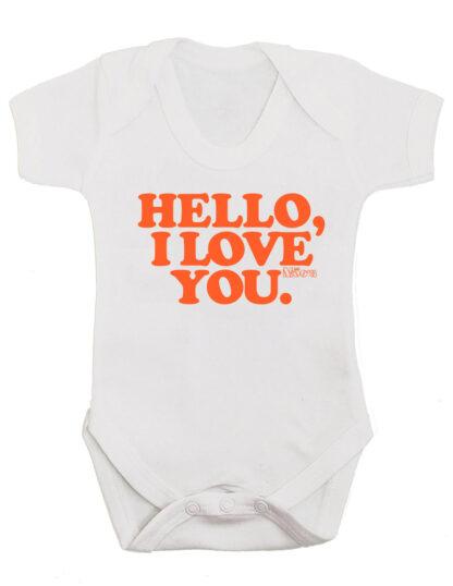 The doors Jim Morrsion Baby Grow Vest