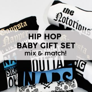 Trendy Rap & Hip Hop Baby Gift Set Not Baby Hamper