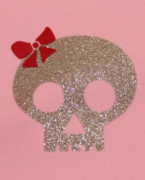 Skull Baby Clothes Sleepsuit UK