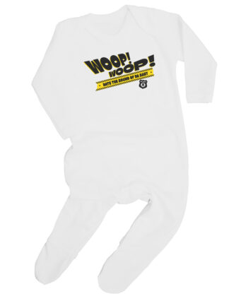 Hip Hop Rap Funny Baby Sleepsuit Outfit