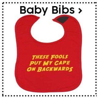 Dribble Bibs & Baby Bibs