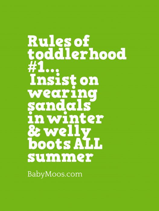 Funny Toddler Quote - Funny Parenting Quote