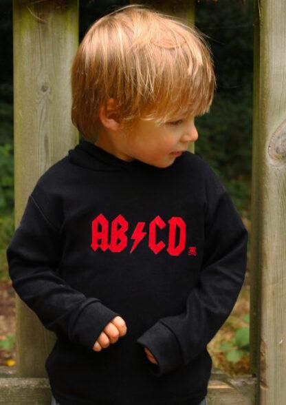 ACDC Rock n Roll Baby & Toddler Hoodie Top