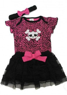 Alternative Baby Clothes We LOVE baby punks & rockers