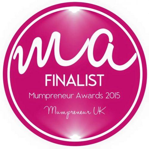 Mumprenuer UK Award Oct 2015
