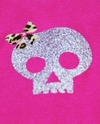 Punk Girls Top Skull Alternative Girls Clothes