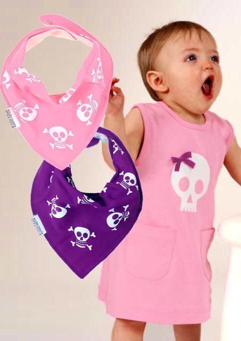 Skull Alternative Baby Girls Gift Set