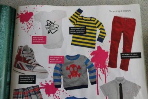 Baby Moo's Clothes -Baby Grow - Prima Baby Magazine