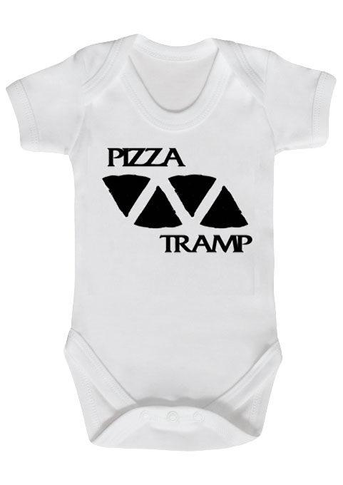Pizza Tramp Baby Grow Merch