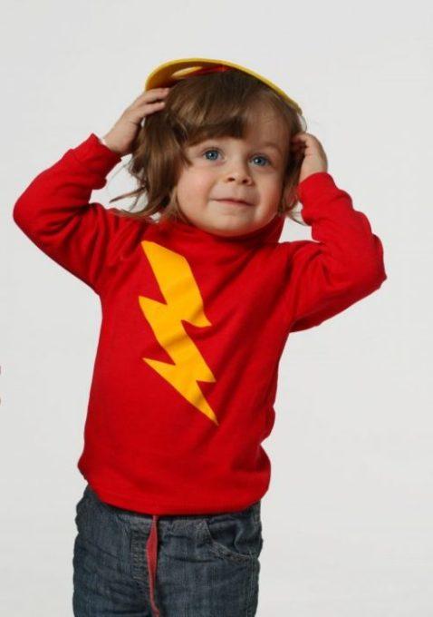 Superhero Toddler & Baby Clothes | Superhero Funky Hoodie