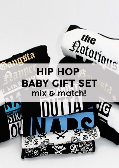Trendy Rap & Hip Hop Baby Gift Set Not Baby Hamper