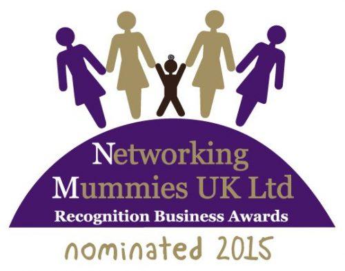 Nomination Badge Networking Mummies Awards